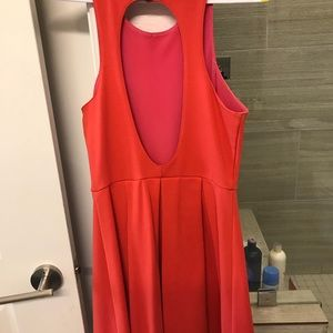 Urban outfitters keyhole dress